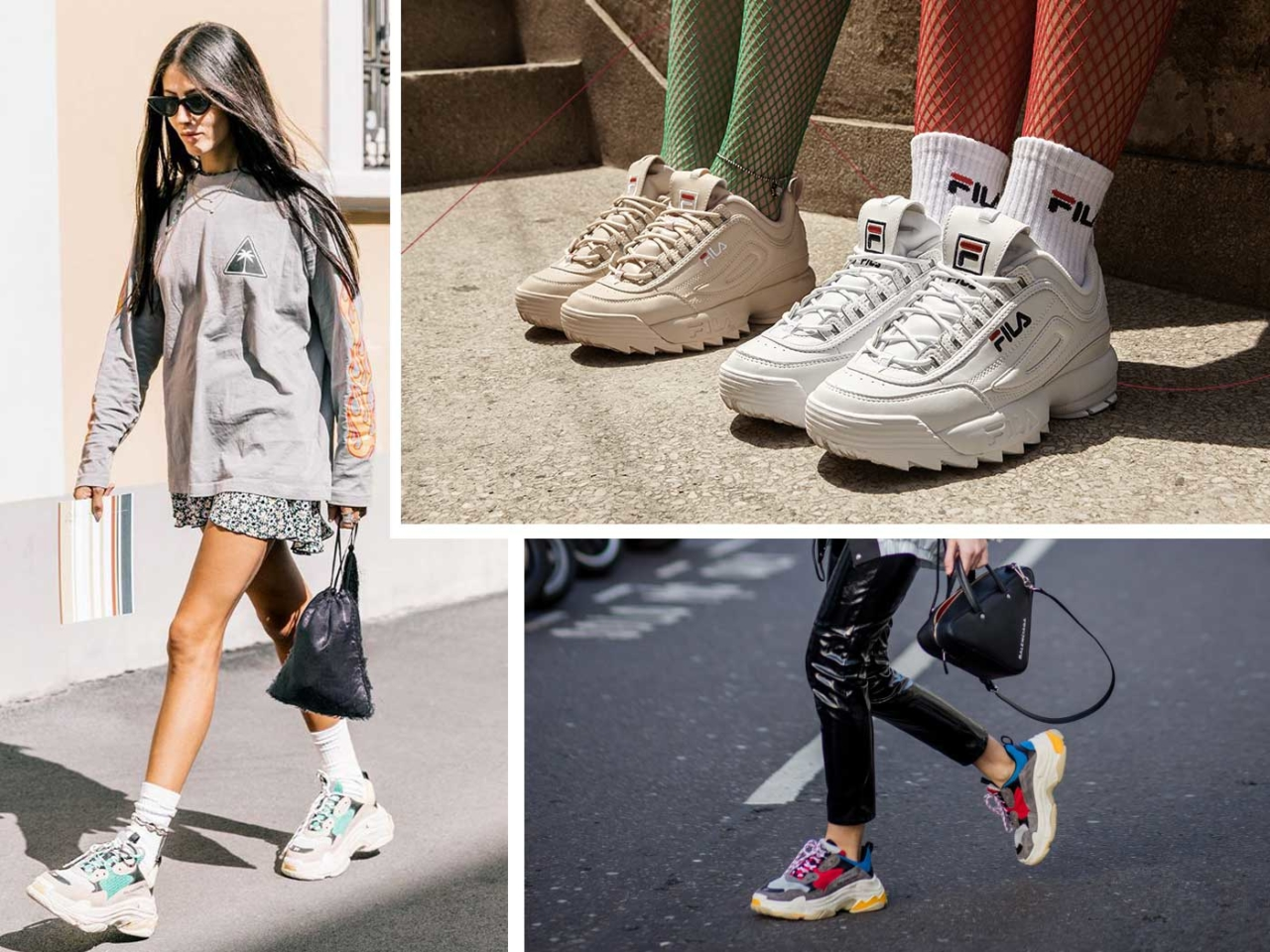 Bulky Sneakers – the ugly shoe that changed the rules of ...